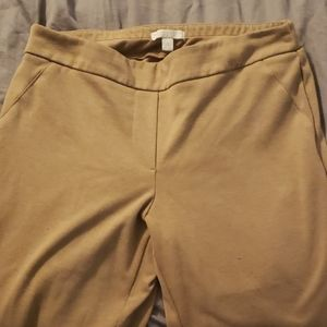 Worn Tan NY&Co Medium Tan Pull-On Pants